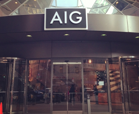 American International Group posts 4Q loss