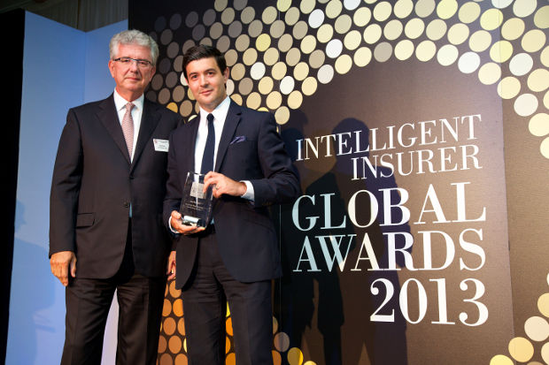 Aon Benfield voted Reinsurance Broker of the Year by the readers of Intelligent Insurer