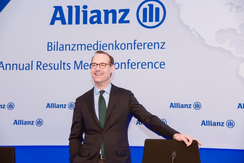 Allianz bullish on life business despite rating agency warning