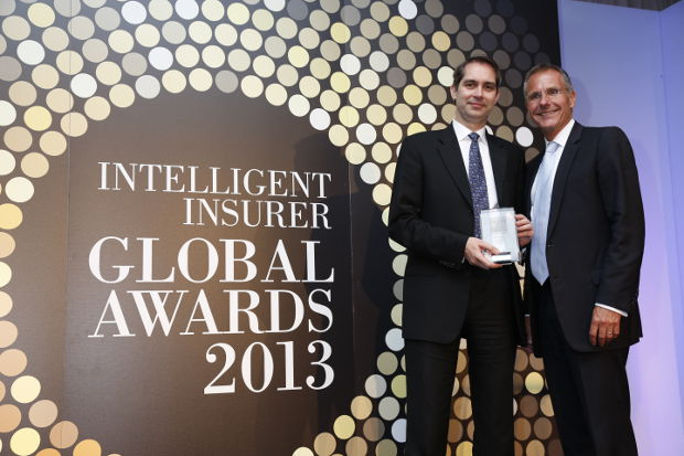 BlackRock voted Best Asset Manager by the readers of Intelligent Insurer