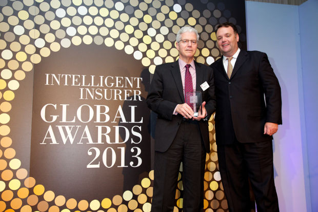 Catex voted Best Technology Provider by the readers of Intelligent Insurer