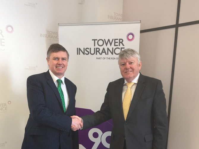 RSA's Tower Insurance MD departs after 44 years; successor revealed