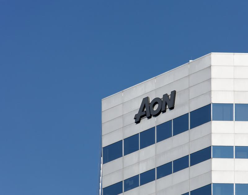 Aon reinsurance business grows 6% organically in Q1