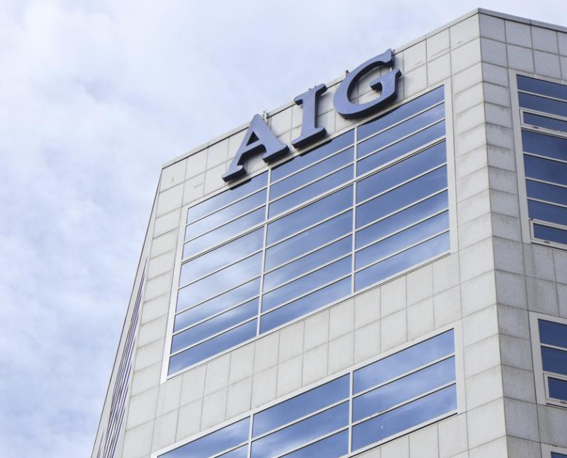 What's hidden behind AIG's $6.1bn 2017 loss