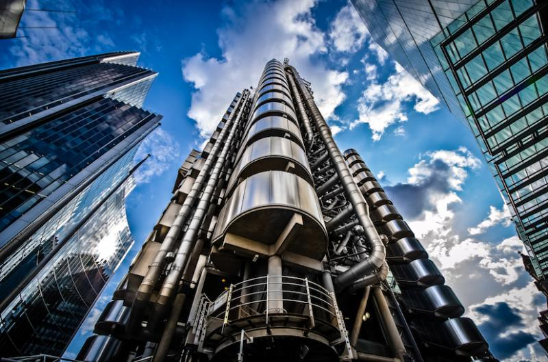 Lloyd's of London posts loss, CEO calls it