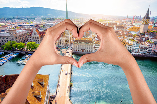 Zurich: At the heart of Europe
