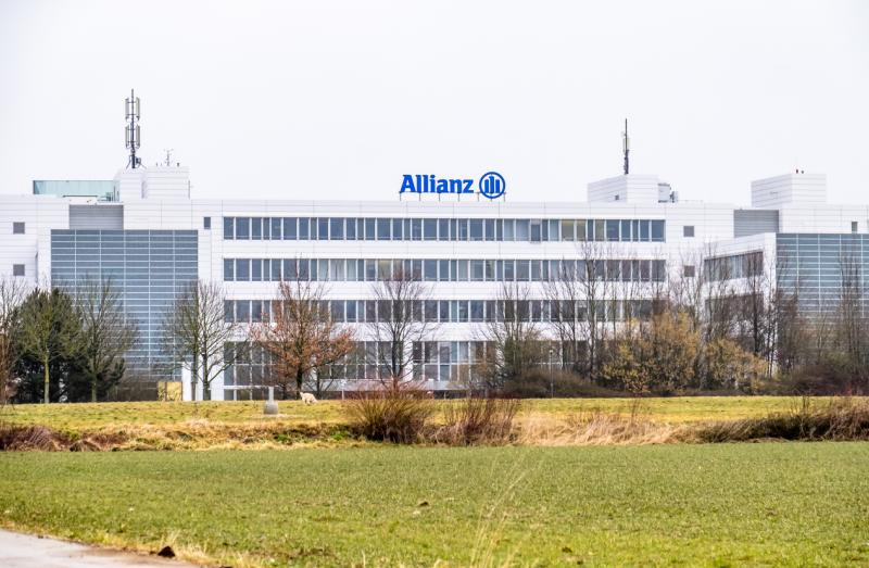 Allianz improves P&C Q1 underwriting but investment results weigh
