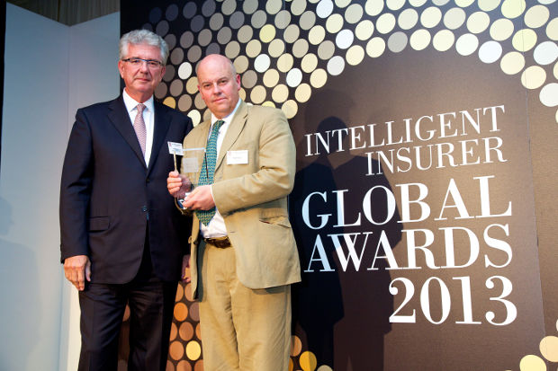 JLT Re voted Reinsurance Broker of the Year by the readers of Intelligent Insurer