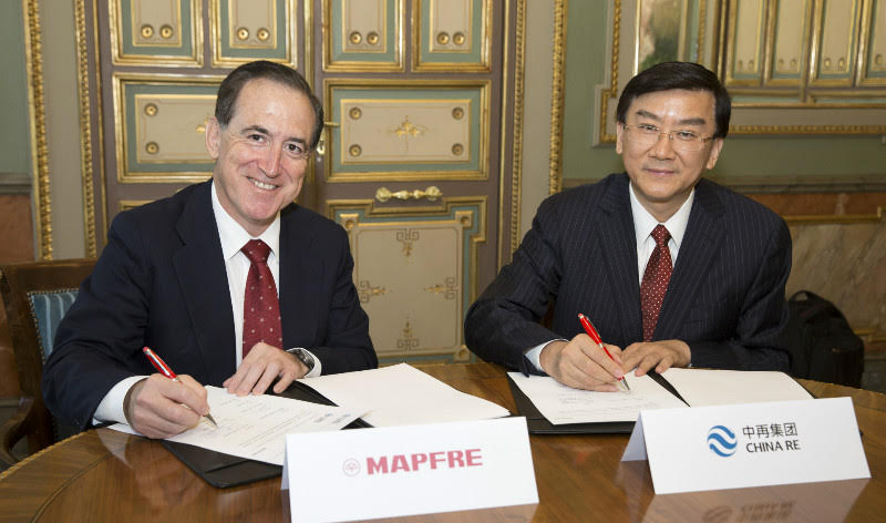 Mapfre and China Re to collaborate on insuring investments for China's BRI infrastructure project