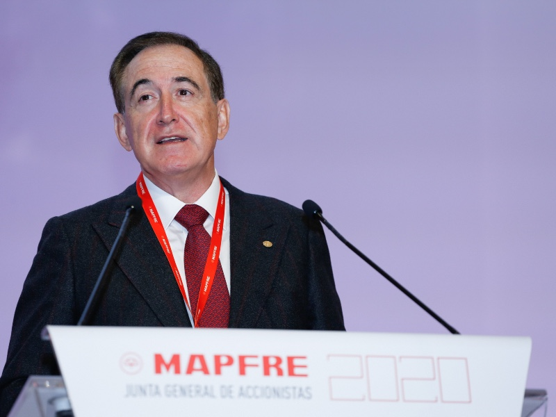 Mapfre updates profit targets citing 'complex environment'