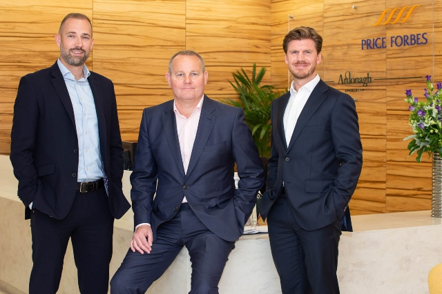 Price Forbes launches new practice with JLT trio to expand in 'siloed' insurance market