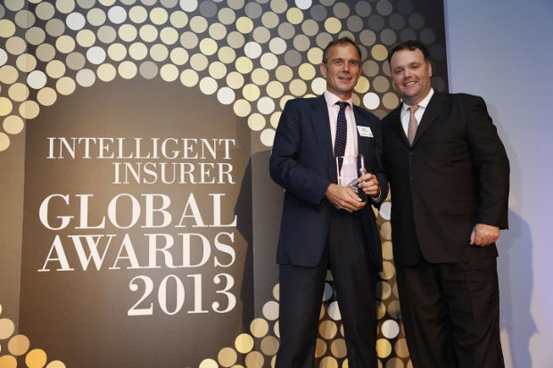 RMS voted Best Risk Modelling Services Provider by the readers of Intelligent Insurer