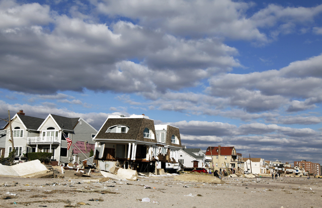 How Sandy shaped the industry