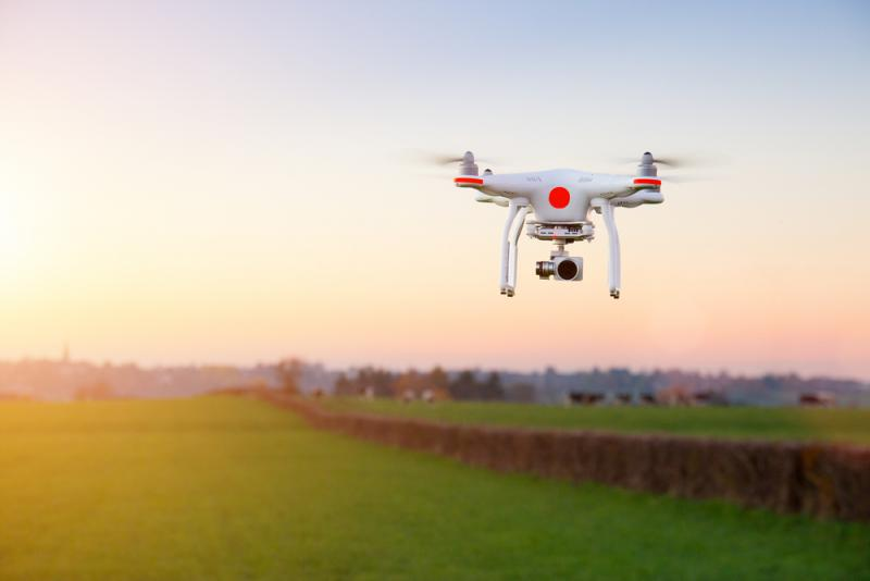 Drones: Higher altitudes and risks