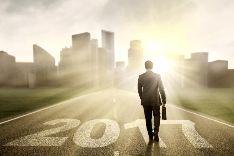 What re/insurance executives expect for 2017