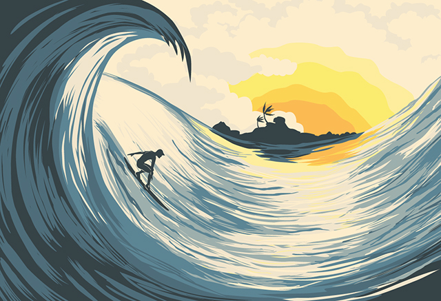 Surfing the corporate venture wave