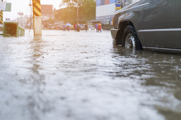 How satellite technology is transforming the re/insurance industry's response to flood