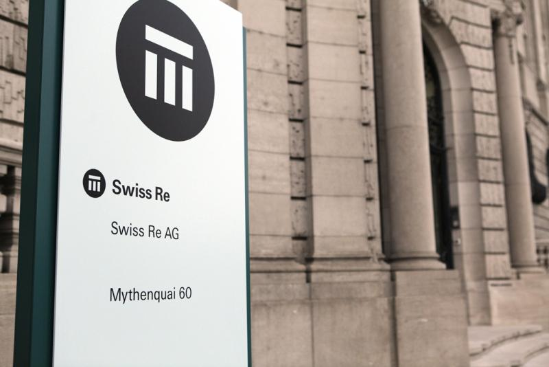 Swiss Re pegs $2.5bn COVID-19 hit and $1.1bn loss in H1 2020
