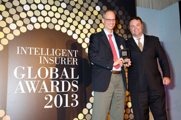 Swiss Re Capital Markets voted Best ILS Advisor by the readers of Intelligent Insurer