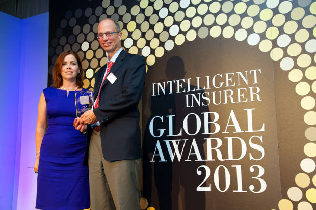 Swiss Re voted Reinsurance Company of the Year by the readers of Intelligent Insurer
