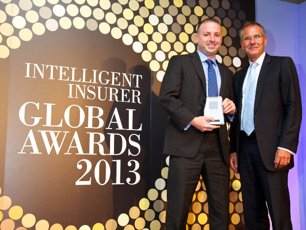 Wells Fargo voted Best Bank for Collateral Trusts by the readers of Intelligent Insurer