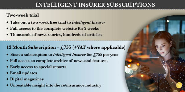 Subscribe to Intelligent Insurer