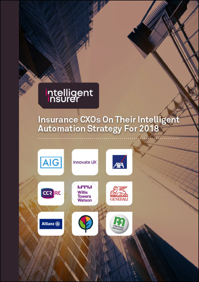 Insurance CXOs on their Intelligent Automation strategy for 2018